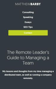 The Remote Leader's Guide to Managing a Team