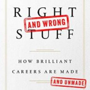The Right – and Wrong – Stuff